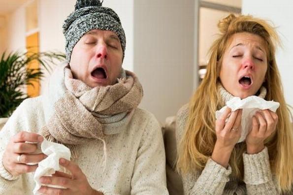 Podrás escoger cuándo enfermarte con estos pañuelos llenos de gripa