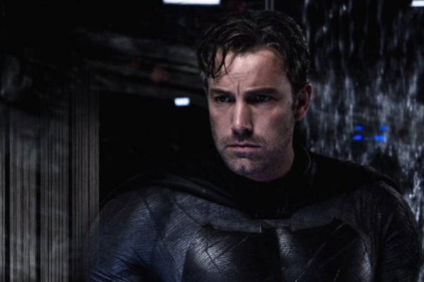 Ben Affleck se despide de interpretar a Batman