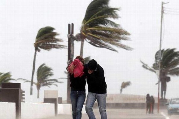 Azotará a Veracruz viento de norte el viernes