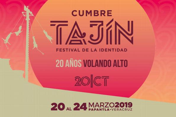 Anuncian artistas para la Cumbre Tajín 2019 #FOTO