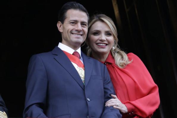 Aseguran que Peña Nieto y Angélica Rivera están separados desde diciembre #FOTO