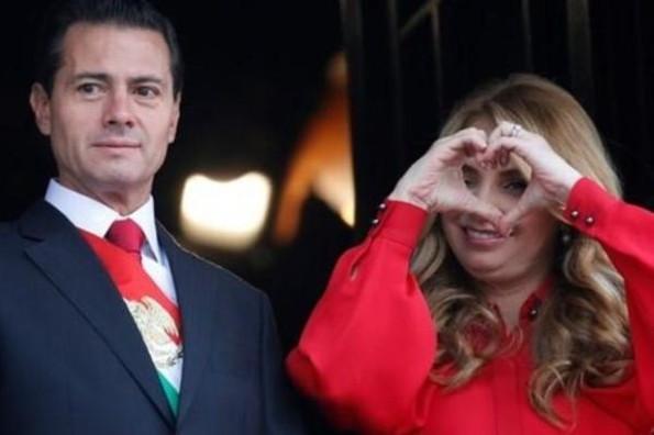 Angélica Rivera anuncia su divorcio #FOTO