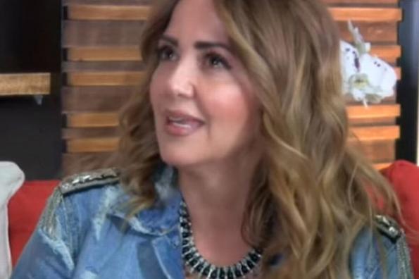 Andrea Legarreta comparte su dolorosa experiencia al perder un hijo #VIDEO