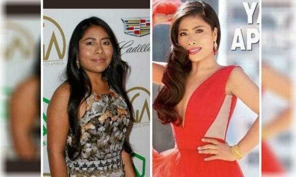 Critican a la revista ¡Hola! por ponerle mucho photoshop a la foto de Yalitza Aparicio