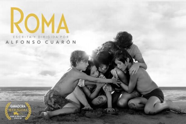 'Roma', la película mexicana nacida para romper récords y hacer historia