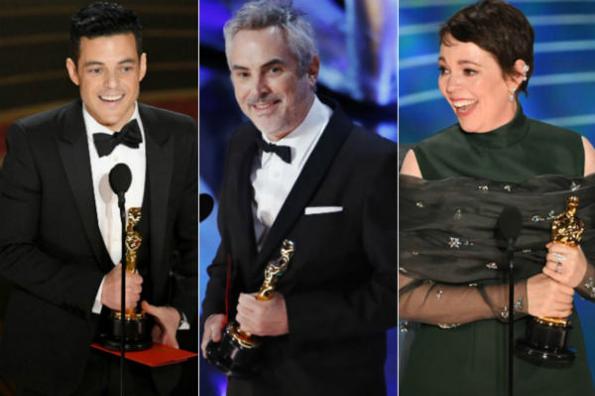 Estos fueron todos los ganadores en los Oscar