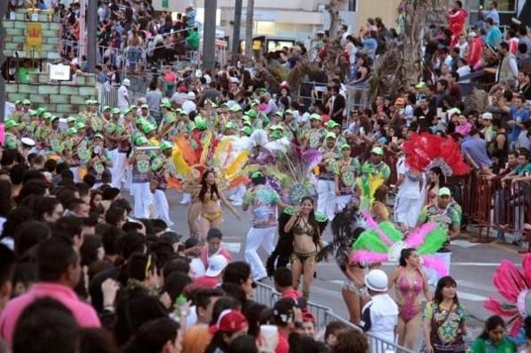 Habrá gradas verdes y espacios para tercera edad y discapacitados durante el Carnaval de Veracruz