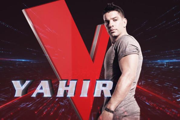 Yahir regresa a su hogar