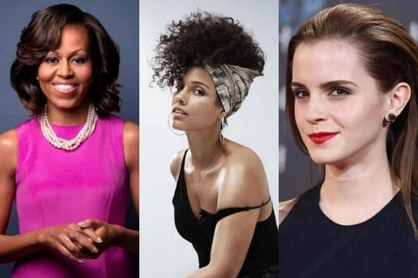 Mujeres poderosas que conmemoran el Día de la Mujer