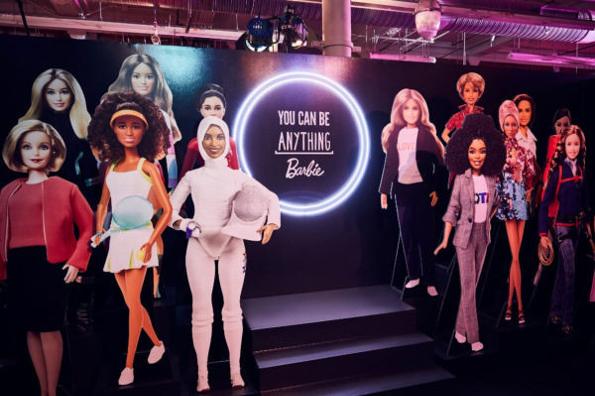 Barbie celebra sus 60 años con muñecas heroicas #FOTO