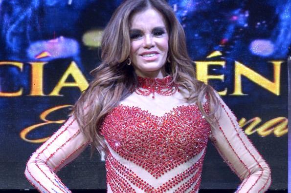 Lucía Mendez no quiere ser una