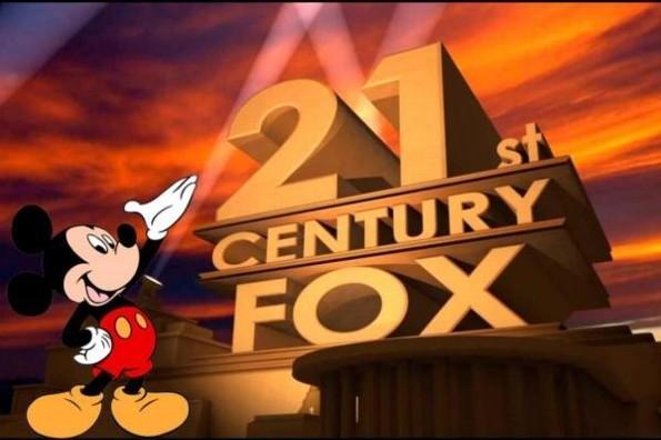 ¡Es oficial! Disney compra 21st Century Fox