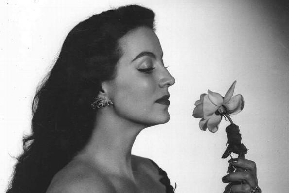 Las canciones que le dedicaron a María Félix