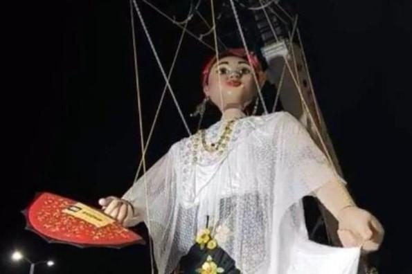 Vive el Veracruz 500 años con el desfile de mojigangas