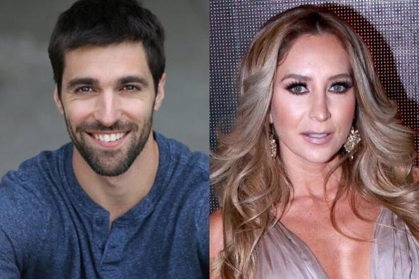 Geraldine Bazán derrocha sensualidad con Osvaldo de León #VIDEO