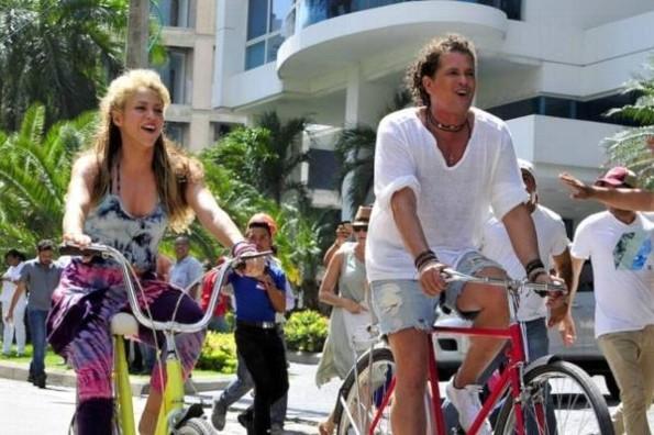 Shakira y Carlos Vives ganan la demanda contra plagio de ´La Bicicleta´
