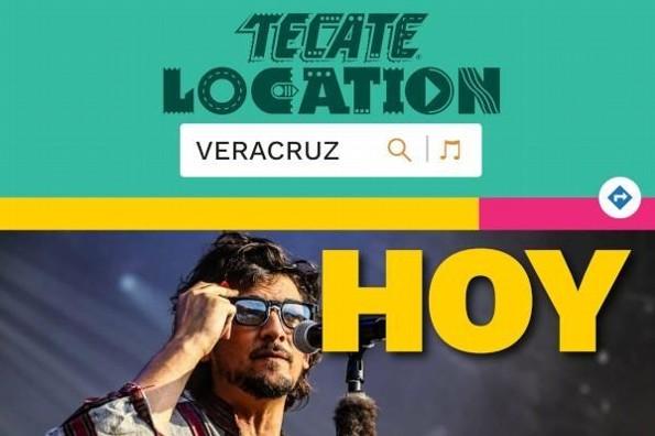 Se encuentra listo el Tecate Location Veracruz 2019