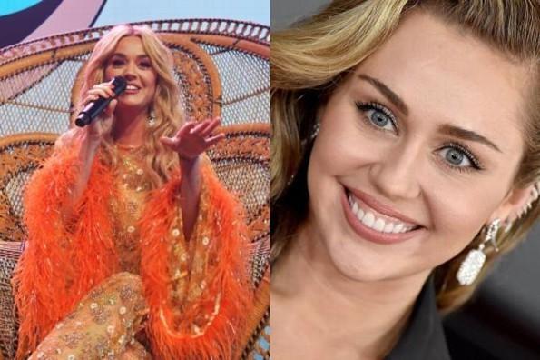 Katy Perry celebra a todas las cantantes que están estrenando música #VIDEOS