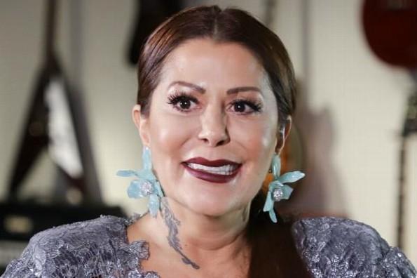 Alejandra Guzmán fue víctima de robo en su casa
