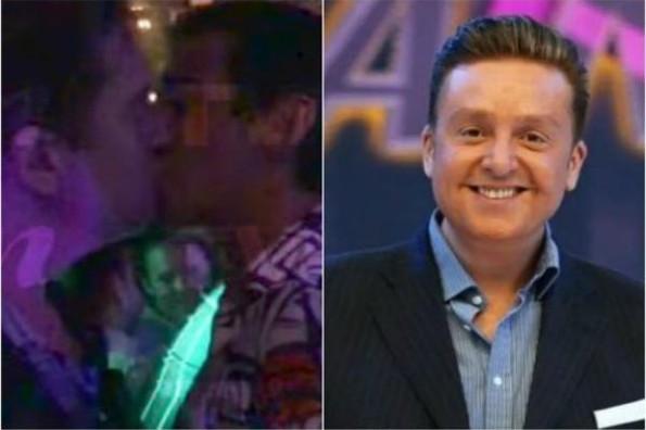 Captan a Daniel Bigsono besándose con otro hombre #VIDEO