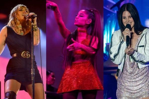 Confirma Miley Cyrus colaboración con Ariana Grande y Lana del Rey #VIDEO