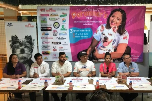 Presentan el Perruners Fest Boca del Río Veracruz 2019 #FOTO