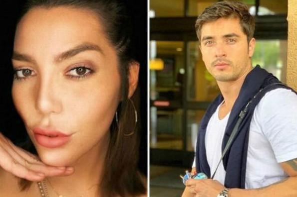 Frida Sofía huye de sus ex cuñados #VIDEO