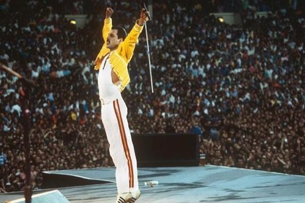 Se conmemoran 33 años del concierto de Queen en Wembley #VIDEO