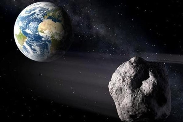 Asteroide que impactaría la Tierra es falso