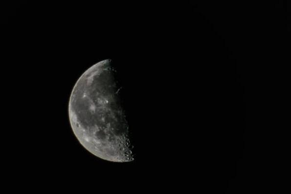 ¿Por qué no veremos la luna este miércoles?