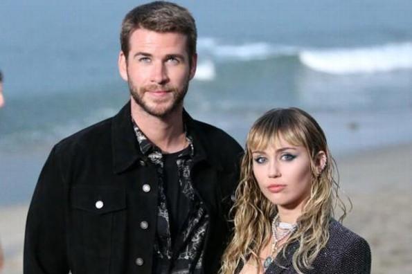 Miley Cyrus se separa de Liam Hemsworth #FOTO