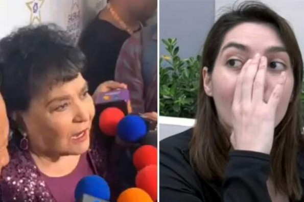 Carmen Salinas acepta adoptar a Frida Sofía #VIDEO