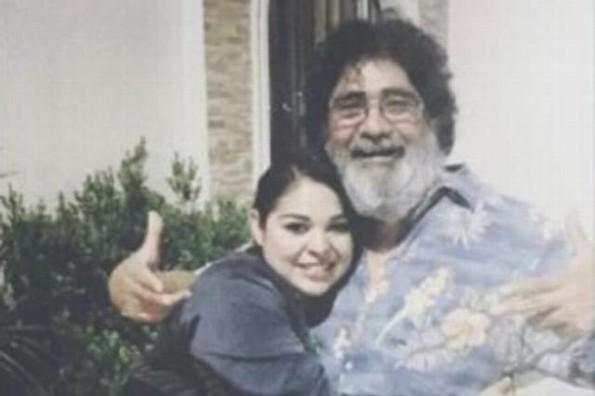 Hija de Celso Piña se despide de su padre con emotivas palabras #FOTO