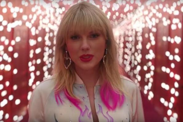 Taylor Swift estrena video de