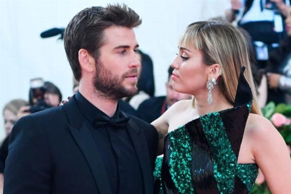 Miley Cyrus desmiente infidelidad hacia Liam Hemsworth #FOTO