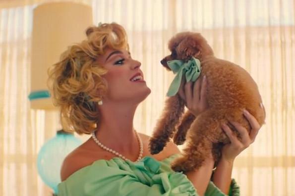 Katy Perry estrena su video