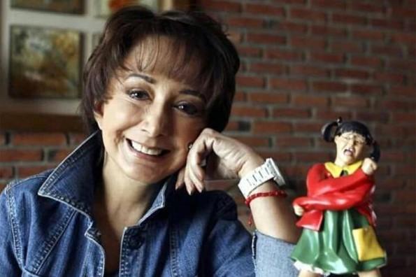 María Antonieta de las Nieves revela que su esposo está internado por neumonía