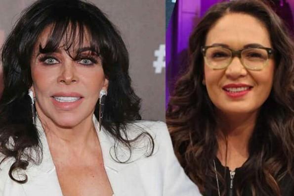 Una mujer sería el verdadero problema entre Verónica Castro y Yolanda Andrade