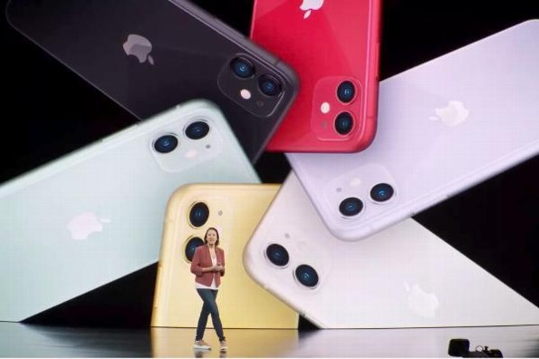 Presentan iPhone 11 en el Apple Event Special
