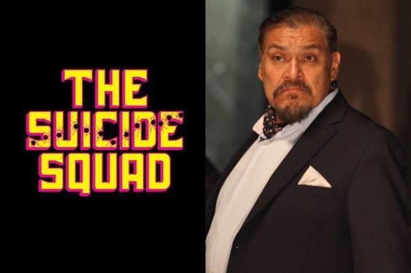 Joaquín Cosío saldrá en nueva película de #SuicideSquad #FOTO