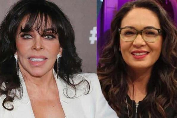 Yolanda Andrade revela que sí estaba enamorada de Verónica Castro hace unos años