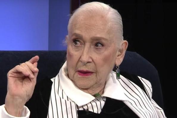 Fallece la actriz de la Época de Oro del Cine Mexicano, Beatriz Aguirre