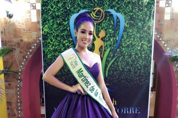 Carolina Meza Montes es Miss Earth Martínez de la Torre 2020