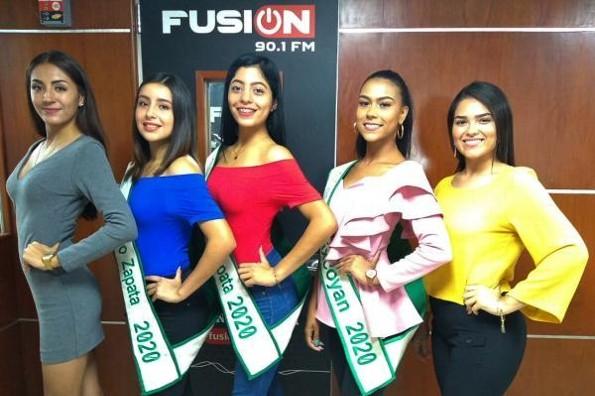 Chicas de Miss Earth 2020 comienzan su preparación #FOTOS