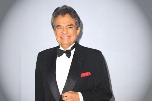 José José ya llegó al Palacio de Bellas Artes para su homenaje