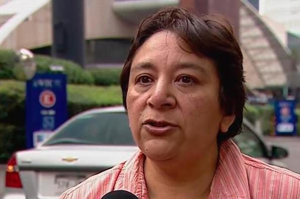 Laura Núñez da el último adiós a su mejor amigo José José