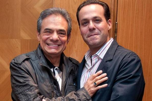José Joel accede a prueba de ADN con el supuesto hijo colombiano de José José