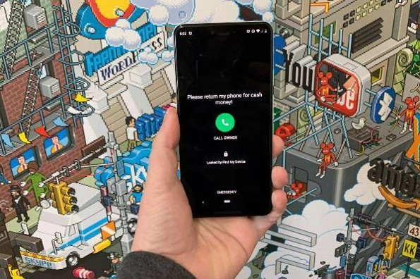 Así se puede encontrar un dispositivo Android robado o perdido