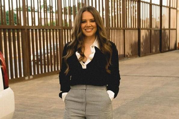 Joy Huerta enamora en redes sociales al cantarle a su pequeña hija #VIDEO