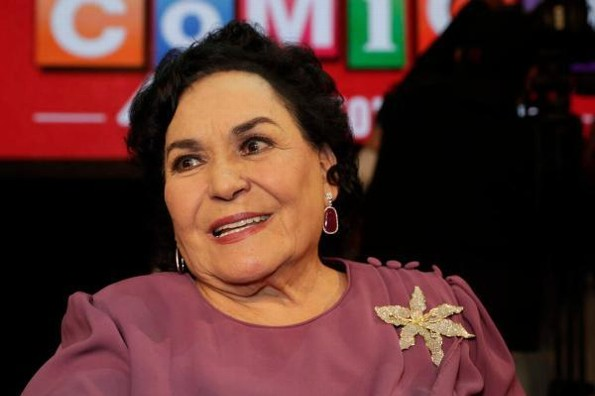 Carmen Salinas quiere que Angélica Rivera sea la próxima ´Aventurera´